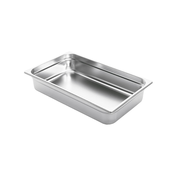 Square Stainless Steel Containers