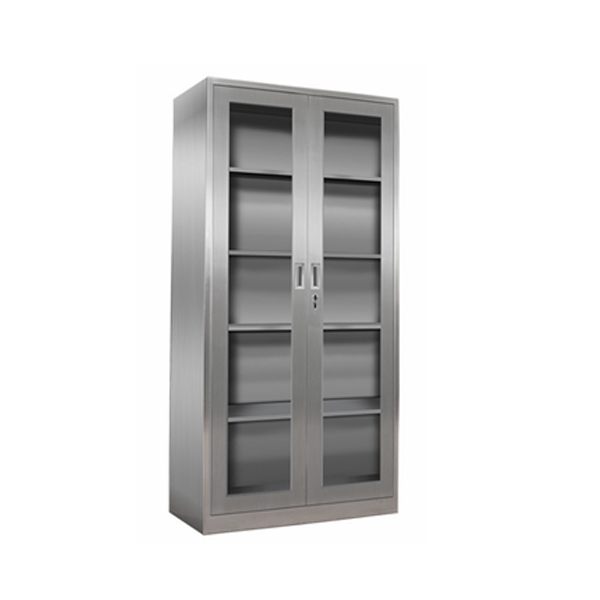 Stainless Steel Office Cabinet