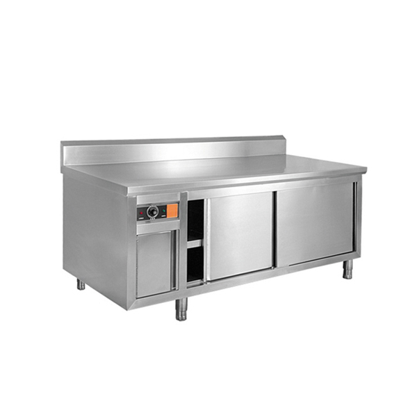 Stainless Steel Kitchen Bench