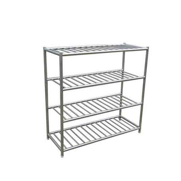 Industrial Stainless Steel Shelving