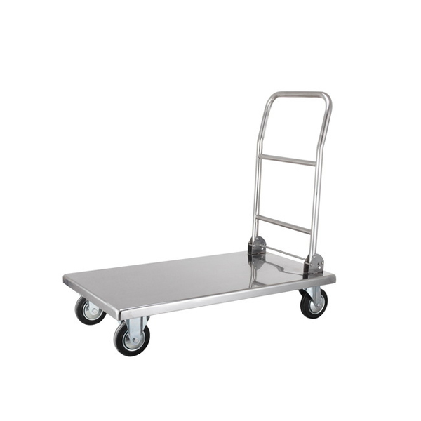 Stainless Steel Transportation Trolley