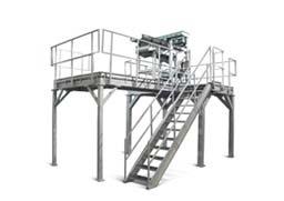 Stainless Steel Platform